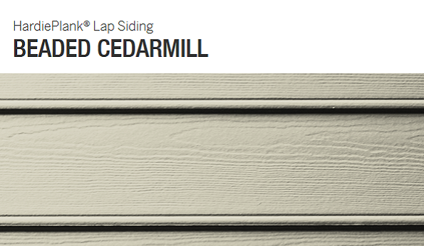 HP LS Beaded Cedarmill