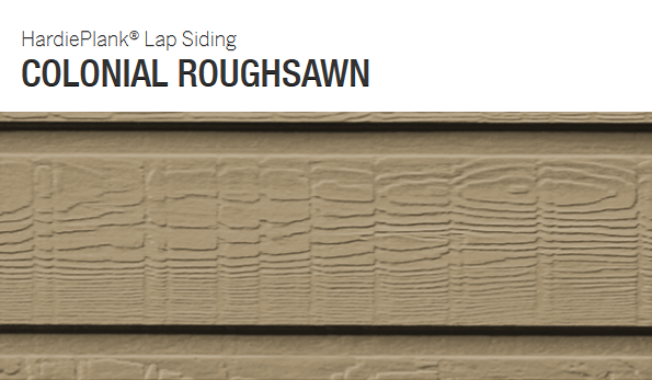 HP LS Colonial Roughsawn