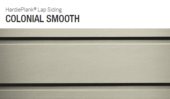 HP LS Colonial Smooth