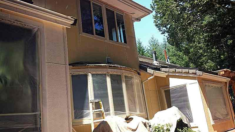 Dryvit Stucco Removal Michael Angelo Exteriors